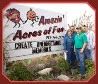 """Create Unforgettable Memories""  at Amazin' Acres of Fun"