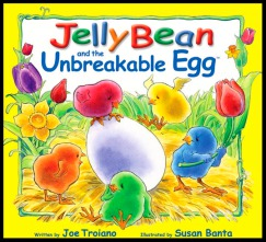 """Jelly Bean and the Unbreakable Egg"""