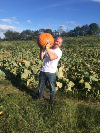 Largest U-pick Pumpkin Patch in Middle Tennessee